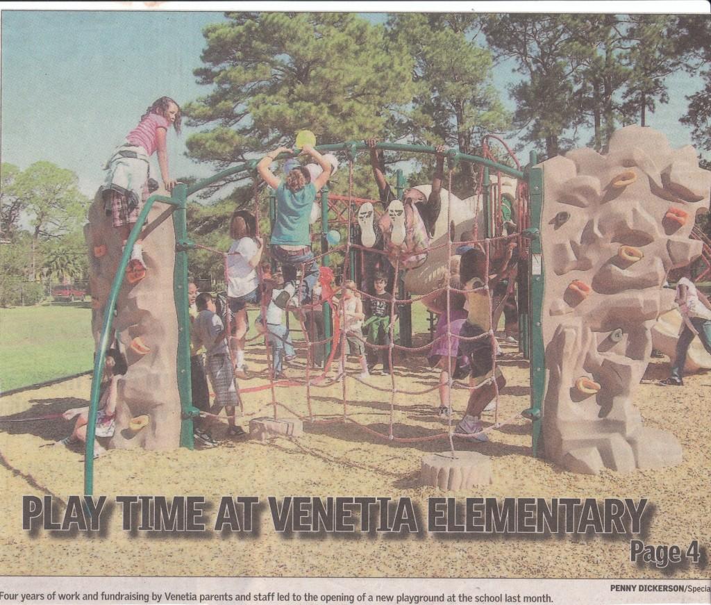 Venetia Elementary Fundraiser - Print Layout