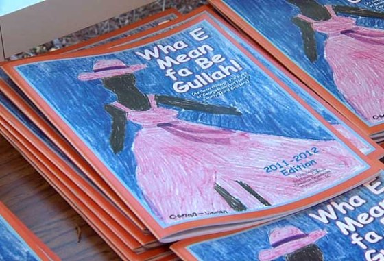 Gullah Coloring book