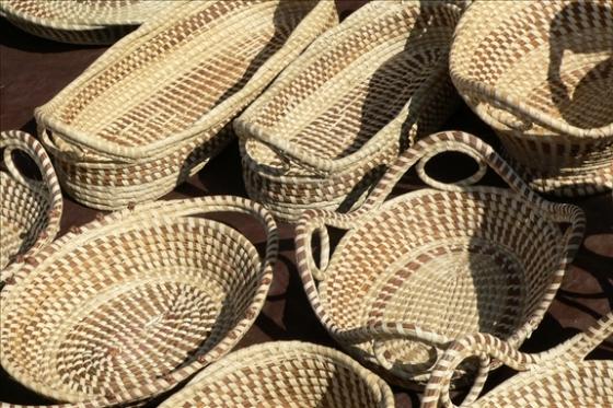 sweet grass baskets