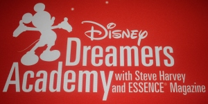 Disney Dreamers Academy with Steve Harvey and Essence Magazine