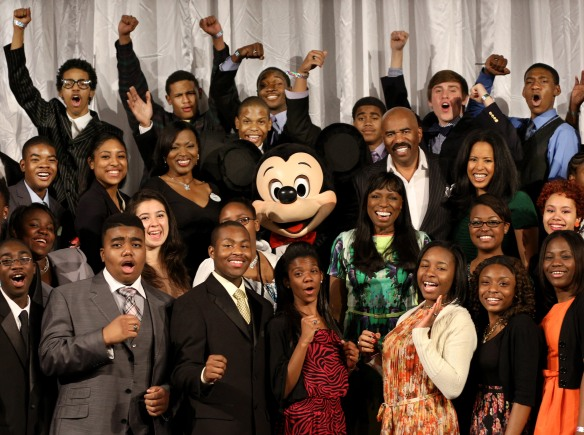 Congratulations Disney Dreamers Academy Class of 2013