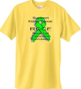Kidney Cancer Tshirt