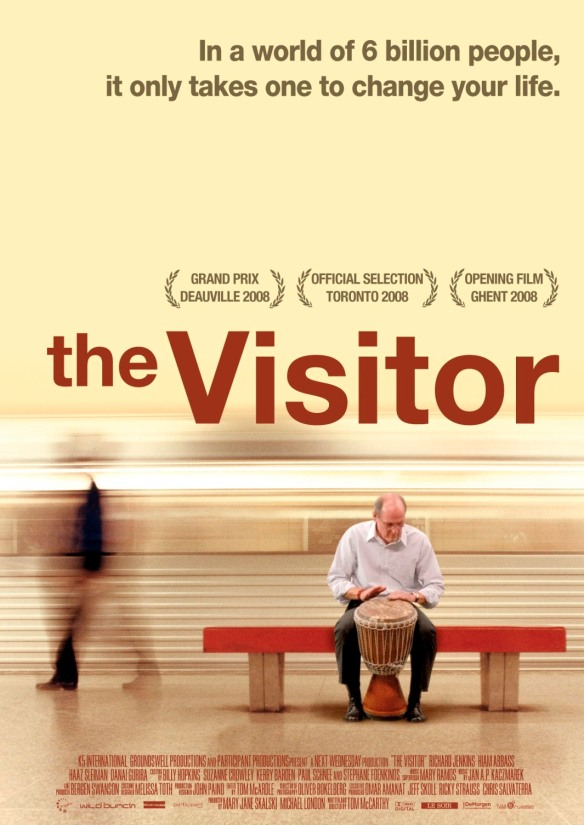 """The Visitor"": ENC1102 Writing Assignment"
