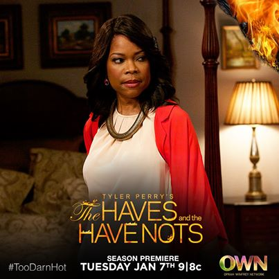 Angela Solo on Haves and Have Nots