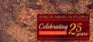 Department of African American Studies