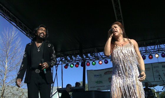 Nick Ashford & Valerie Simpson rock the stage at ZORA! Festival 2011