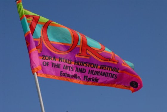 ZORA Festival Flag