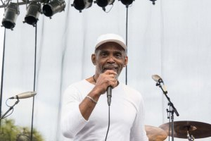 Soul Crooner Frankie Beverly proved He's Still Got It