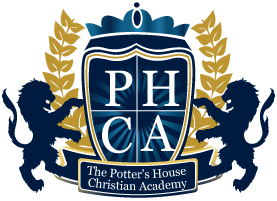 Potters House Christian Academy Logo