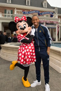 E! News Co-Anchor Terrance Jenkins Visits Walt Disney World Resort for Disney Dreamers Academy
