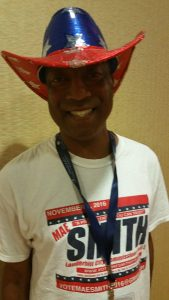 TandT Percy Johnson Florida Delegate