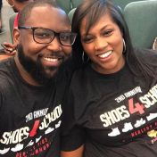 Pastor Quincy Griffin, Sr. and Lady Michelle