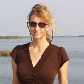 Pauline Rick (Mercy Ships)
