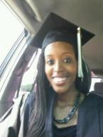 Kelsey Graduating from JU